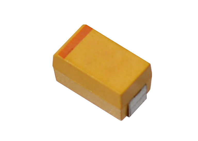 Танталовый конденсатор SMD 7343 H 100uF, +/-20%, 25V (TAJE107M025RNJ)