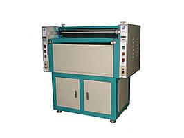 Клеемазательная машина с нагревом DGM 600.