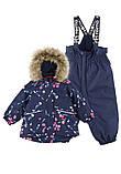 Зимний комплект для девочки Reimatec Mimosa 513126-6983. Размеры 80 - 98., фото 4