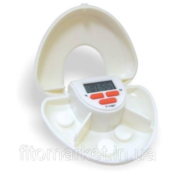 Органайзер для таблеток электронный на 3 приема XLN-206D