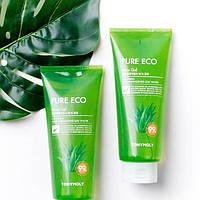 Увлажняющий гель с экстрактом  алоэ вера Tony Moly Pure Eco Aloe Gel 99% 250ml