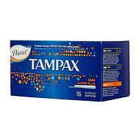 Тампони ТМ Тампакс / Tampax Super Plus №16