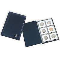 Альбом для монет NUMIS в холдерах на 60 монет