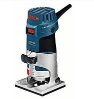 Фрезер кромочный Bosch GKF 600 ALC