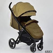 Дитяча прогулянкова коляска Joy 6883