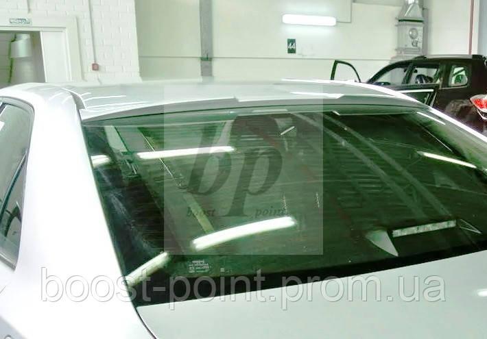 Козырек на заднее стекло (бленда) с вырезом Toyota Camry XV50 2011+ (Тойота Камри 50 кузов 2011г+) - boost-point (bp): Интернет-магазин тюнинга и авто-аксессуаров для автомобилей в Харькове в Харькове