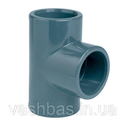 EFFAST Тройник клеевой 90° EFFAST d63 мм (RDRTID0630)