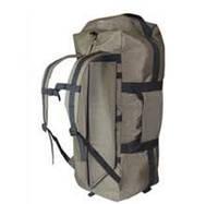 Сумка рюкзак 80 л (койот)