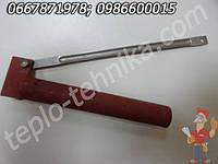 Запальник с биметалической пластиной печной автоматики УГОП-16