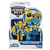 Боты спасатели, Playskool Heroes Transformers Rescue Bots Bumblebee and Graham Burns