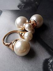 Кольцо Золотой Жемчуг, фото 2