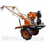 Мотоблок дизельный Кентавр МБ 2060 Д колеса 4Х8, фото 2
