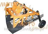 Мотоблок дизельный Кентавр МБ 2060 Д колеса 4Х8, фото 4