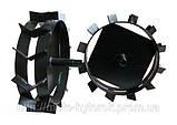 Мотоблок дизельный Кентавр МБ 2060 Д колеса 4Х8, фото 6