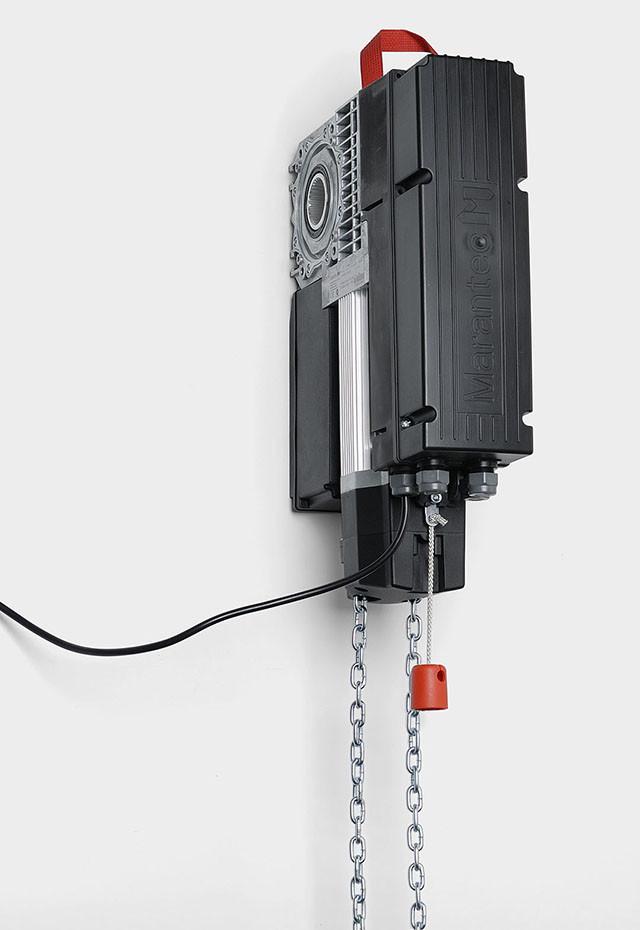 Dynamic XS.PLUS 1PH Электропривод для гаражных ворот cо степенью защиты  IP 65