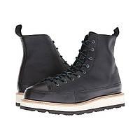 Ботинки Converse Chuck Taylor Crafted Boot - Hi Black/Light Fawn/Black - Оригинал