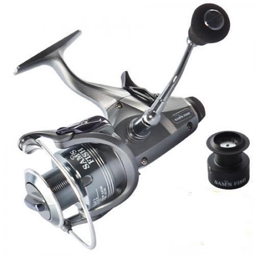 Котушка рибальська Smash Fish 2000 4+1ВВ