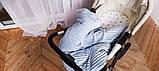 Плед  со  съемным утеплителем 98х78 см (в расцветках), фото 2