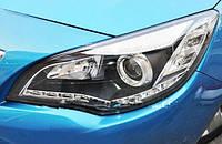 Альтернативная оптика Opel Astra тюнинг-оптика