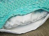 Конверт ковдру осінь-весна 98х78 см для новонароджених Stripse, фото 8