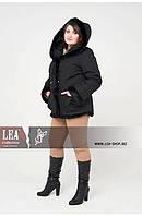 Демисезонная куртка женская большой размер 50-64р теплая, фото 1