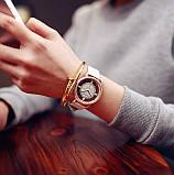 Наручний годинник прозорі white Liner, фото 2