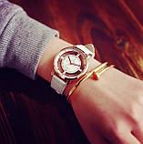 Наручний годинник прозорі white Liner, фото 3