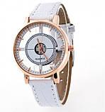 Наручний годинник прозорі white Liner, фото 4
