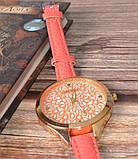Жіночі наручні годинники з тонким ремінцем Meibo pink, фото 2