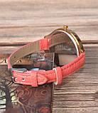 Жіночі наручні годинники з тонким ремінцем Meibo pink, фото 5