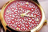 Жіночі наручні годинники з тонким ремінцем Meibo pink, фото 6