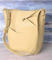Женская сумка-тоут через плечо с кошельком Neko beige