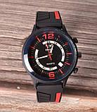 Мужские наручные часы Ringo black-red, фото 2