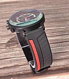 Мужские наручные часы Ringo black-red, фото 3
