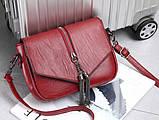 Сумка жіноча Bonny red, фото 2