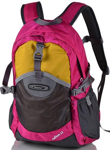 Яркий детский рюкзак Onepolar 23 л. W1581-pink розовый