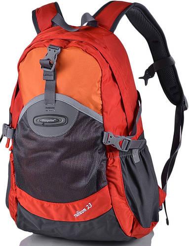 Стильный детский рюкзак Onepolar 23 л. W1581-orange оранжевый
