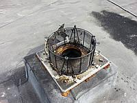 Чистка промышленного вентилятора. Киев