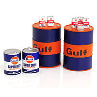 Трансмиссионное масло Gulf Gear EP 80W-90