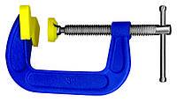 Струбцина слесарная S&R G-тип 100 мм