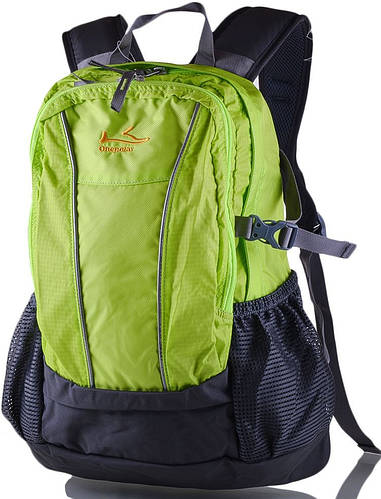 Детский яркий рюкзак ONEPOLAR (ВАНПОЛАР) W1601-salad салатовый