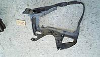 Установочная панель левой фары Mercedes W220, A 220 620 05 72, A2206200572, A 220 620 01 72, A2206200172