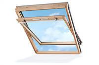 """Мансардное окно Велюкс (VELUX) GZL """"Економ""""78*140"""