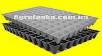 Кассеты для рассады 96 ячеек, толщина стенки 0,65мм, Польша, размер 40х60см