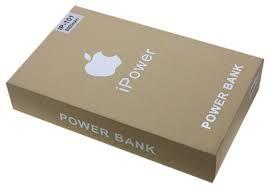 Портативное зарядное устройство  8000 mah Iphone