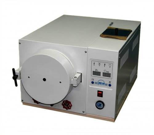 Стерилізатор паровий ГК-10 (МИЗМА), фото 2