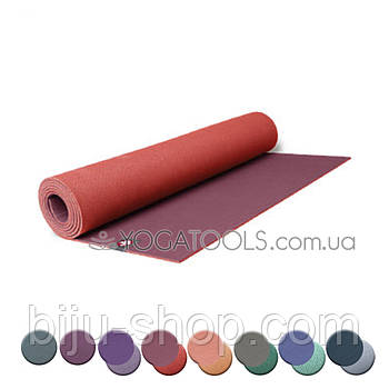 Коврик для йоги eKO Lite®, каучук, Manduka, USA, 183x61cm, 4mm
