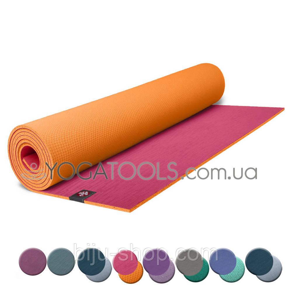 Коврик для йоги eKO® Mat, каучук, Manduka, USA, 180x61cm, 5mm