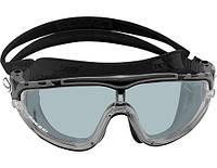 Подводные очки маска для плавания Cressi Sub Skylight; чёрные