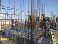Армирование стен и перекрытий сетками сварными и арматурными